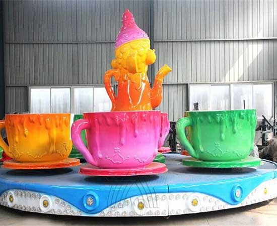 New Tea cup rides for south africa